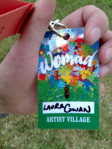 WOMAD pass
